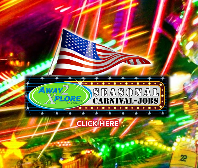 Amusement Park Jobs